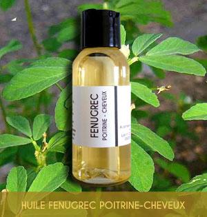 Augmentation mammaire naturelle avec huile de massage